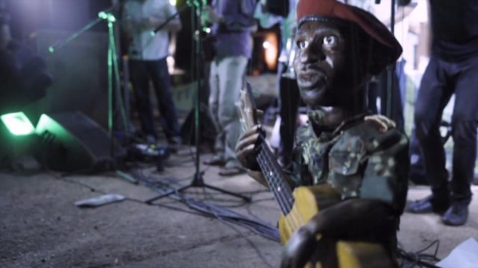 Banda Comunale ft. Komi & Thomas Sankara